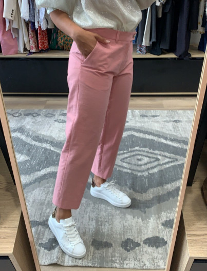 Pantalon Shantung Janet